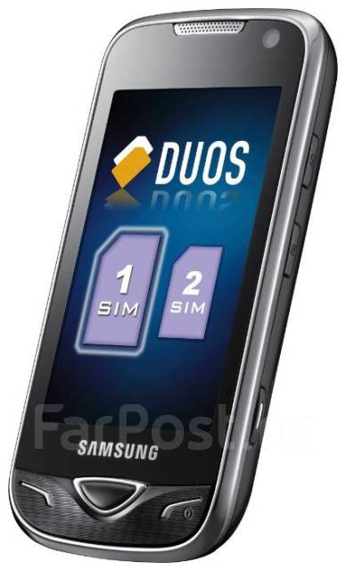 Samsung GT-B7722 Duos. ��������. �/�