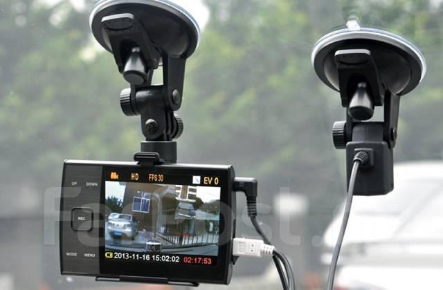 Как самому сделать регистратор с выносной камерой на автомобиль