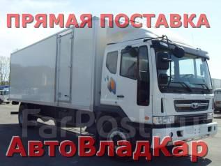 Daewoo Novus.  2014 год! Рефрижератор 10000 кг., 11 051 куб. см., 10 000 кг.