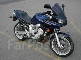 Yamaha FZ 6. 600 ���. ��., ��������, ���, � ��������