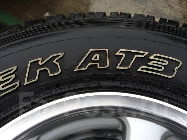 Dunlop Grandtrek AT3. Всесезонные, 2012 год, износ: 5%, 4 шт