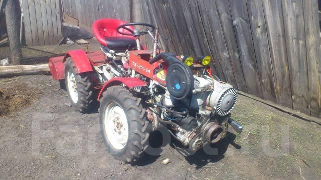 чехословатский мини трактор: