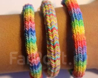 Наборы плетение браслетов из ниток