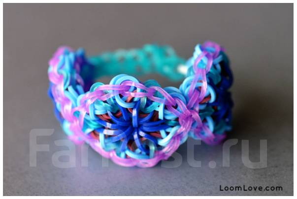 Rainbow loom -                                                          Easy Rainbow Loom Designs
