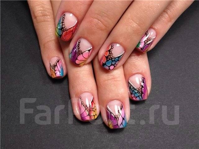 Самые популярные дизайны ногтей с гель-лаком