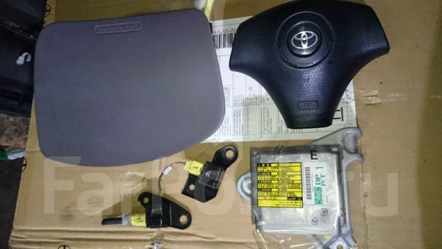 Система безопасности. Toyota Celica, ZZT231