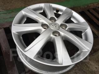 Toyota. 5.0x15 ET39 100.00x4