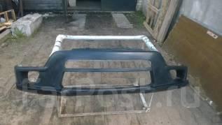 Накладка на бампер. BMW X5, E70. Под заказ