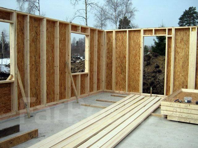 Строим дом сами своими руками фото