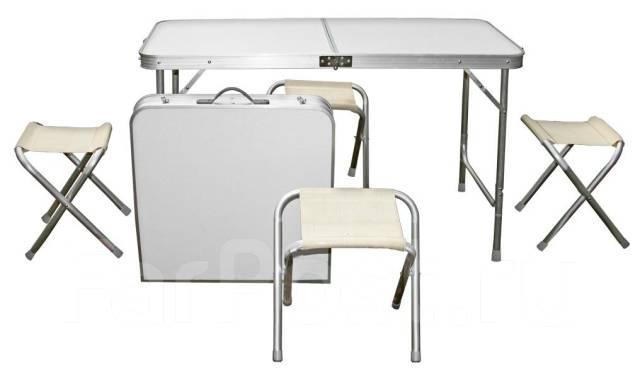 Разборный стол для пикника