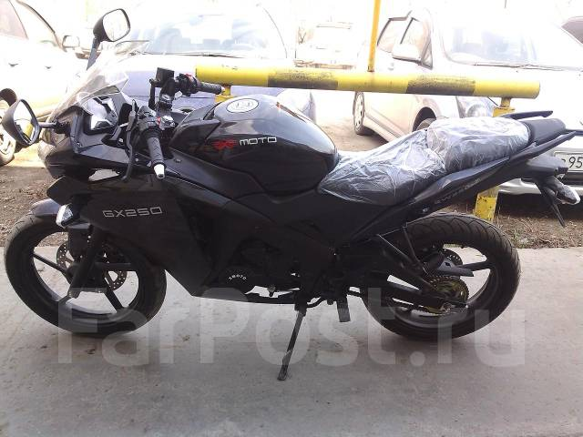 X-moto GX 250, 2014 - Продажа мотоциклов в Новосибирске
