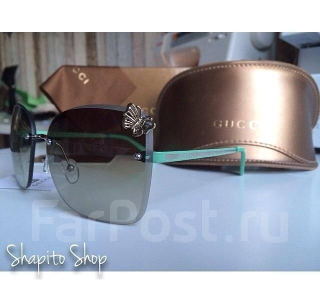 Красивые модные очки от солнца