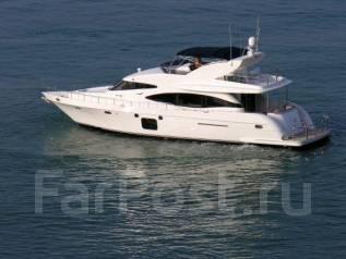 Продается моторная яхта PAMA 63 / Пама 63 /. Год: 2008 год, длина 19,30м., двигатель стационарный, 1 410,00л.с., дизель