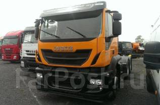 Iveco Stralis.  Hi-Road AT440S46TZP 6x4 2013 г. в. сборка Европа, 10 300 куб. см., 26 000 кг.