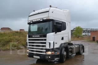 Scania. Скания, 12 000 куб. см., 20 000 кг.