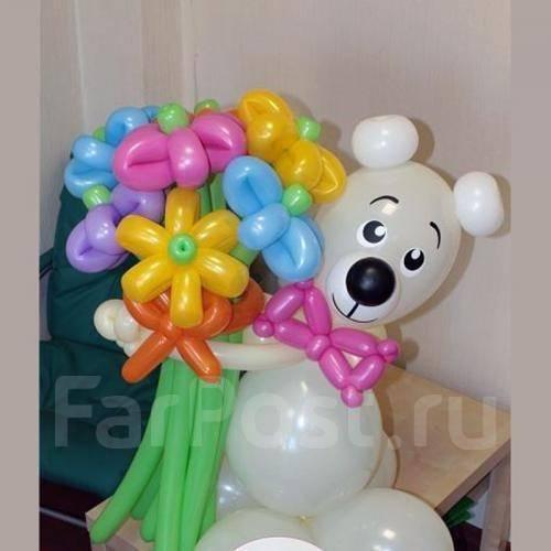Фигуры и воздушных шаров