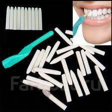 ластик для отбеливания зубов отзывы