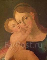 Пасовская (Цареградская) икона Божией Матери. Оригинал