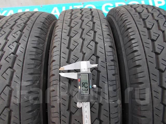 203. Отличный комплект грузовых колес 195/80/15 103/101L LT лето!. 5.5x10 6x139.70 ЦО 100,0мм.