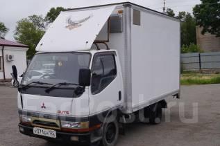 Mitsubishi Canter. Мицубиси Кантер, 2 800 куб. см., 1 500 кг.