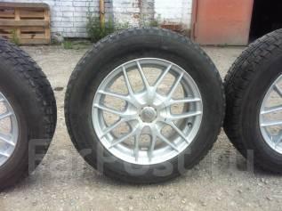 Bridgestone. 7.0x16 ET48 100.00x4, 114.30x5