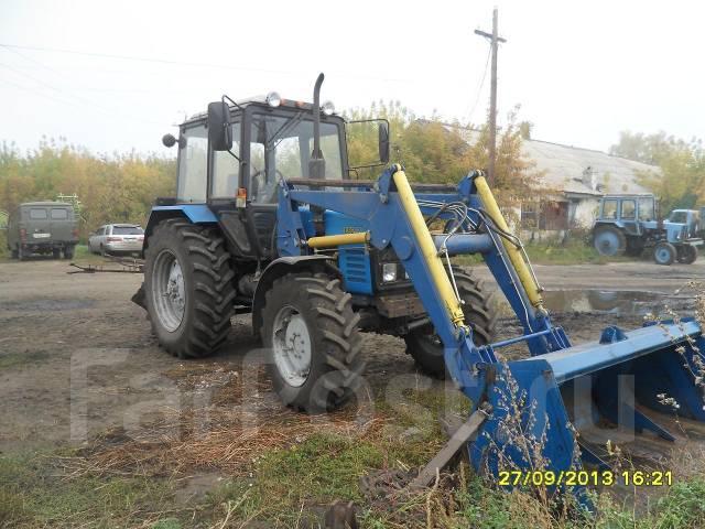 Архив: Трактор МТЗ 892 Беларус 2008г: 12 000.