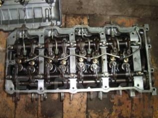 Головка блока цилиндров. Mitsubishi Canter Двигатель 4M51