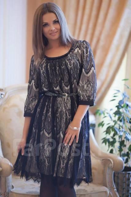 Платья италия с кружевами