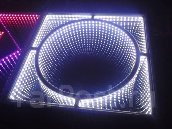 Как сделать зеркало с светодиодной подсветкой своими руками