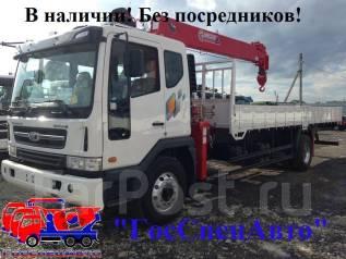 Daewoo Novus.  8 тонн c Horyong 206 (7,5тонн) 2014 год, 7 640 куб. см., 8 000 кг.