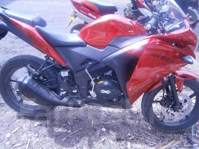 Мотоцикл - ABM x-moto GX 250, 2014 - Продажа мотоциклов в Бабушкине
