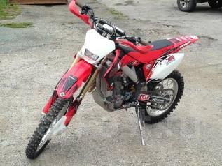Honda CRF 450X. ��������, ���� ���, ��� �������