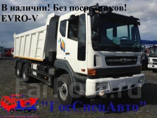 Daewoo Novus. Cамосвал  20тонн Evro 5 (Двигатель нового поколения), 10 824 куб. см., 20 000 кг.
