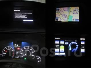 ����������� Lexus - Toyota. ���������� ���� ��������� �� HDD/DVD/SD