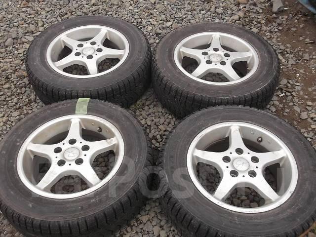 Продам комплект литья R15. 6.5x15, 5x114.30, ET45