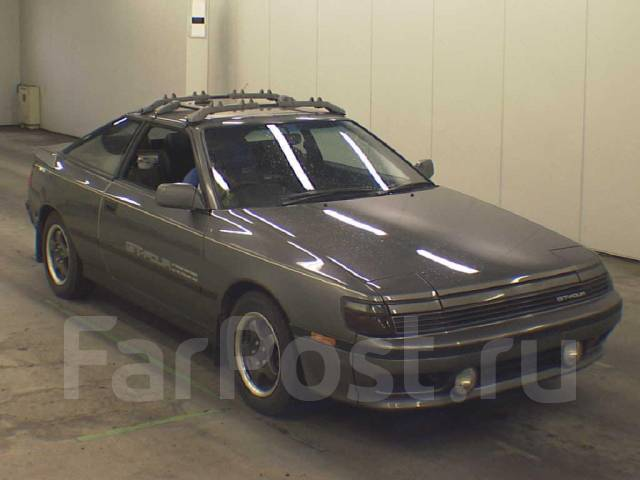Голый каркас кузова Toyota Celica GT-FOUR ST165 распил. Toyota Celica, ST165 Двигатель 3SGTE