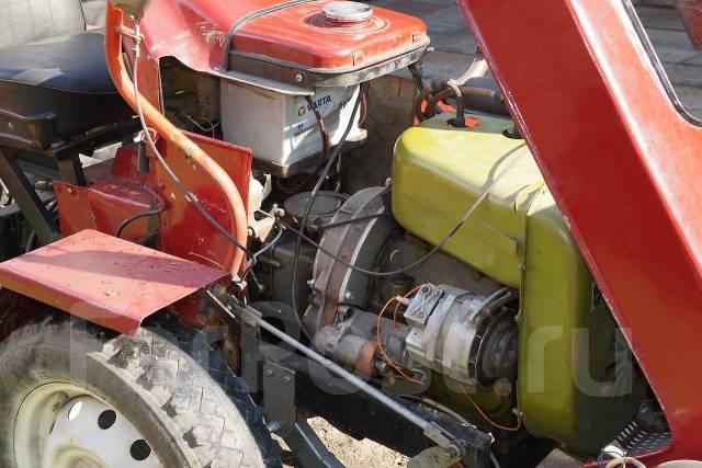 Двигатель ГАЗ-52 в СБ (навесное, сцепление) № 52-04.