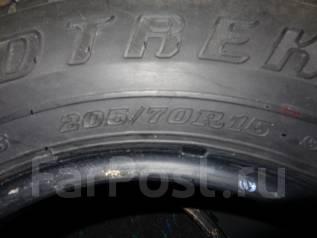 Dunlop Graspic DS-V. 205/70/15, �����������, ��� ������, 2011 ���, 1 ��