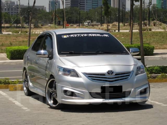 Порог пластиковый. Toyota Vios Toyota Belta
