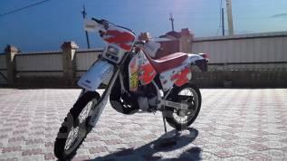 Honda CRM 250. ��������, ���� ���, � ��������