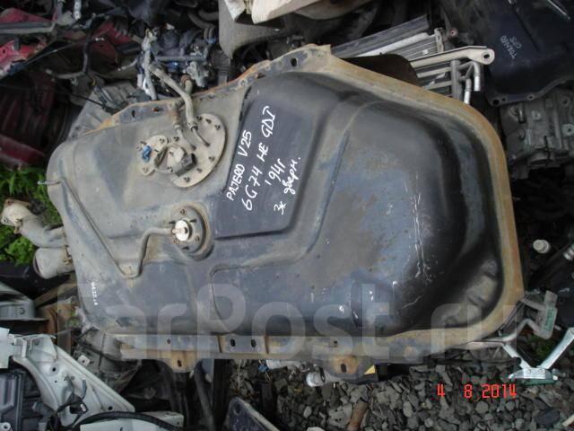 Топливный mitsubishi pajero v25c двигатель 6g74