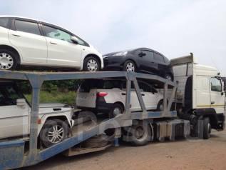 Доставка автомобилей Автовозами