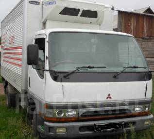 Mitsubishi Canter. Продам реф. 4тн., 5 200 куб. см., 4 000 кг.