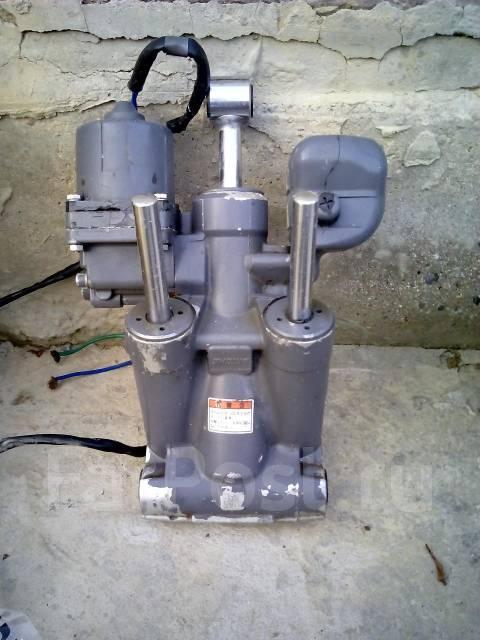 Ремонт гидроподъемника лодочного мотора