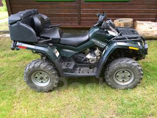 BRP Can-Am Outlander 800. ��������, ���� ���, � ��������