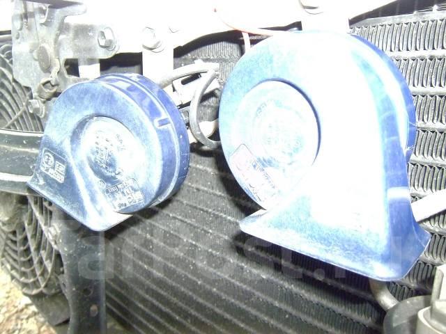 Гудок. Toyota Corolla Levin, AE111
