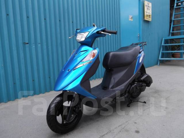 Запчасти на скутер suzuki address 100