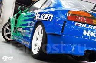 Порог пластиковый. Nissan Silvia, S15. Под заказ