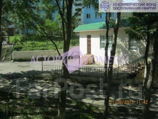 Гостинка, сахалинская, 34. Тихая, агентство, 23 кв. м.. Вид из окна днем