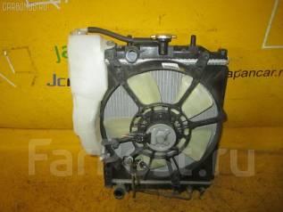 Радиатор охлаждения двигателя. Toyota Duet